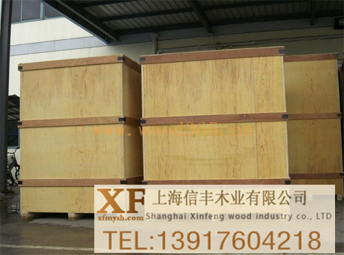 XF-免熏蒸bet体育万博 胶合板箱