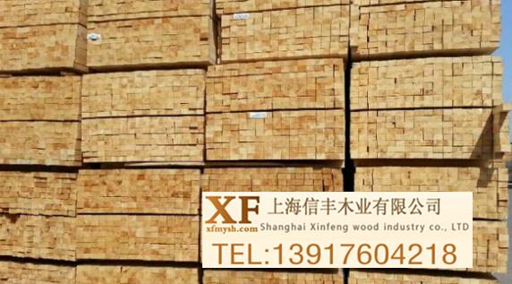 铁杉WFP木方